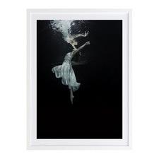 Weightless Ballerina Printed Wall Art