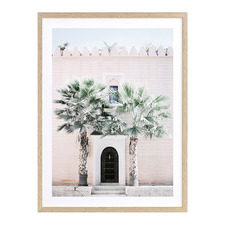 Door to Marrakesh Printed Wall Art