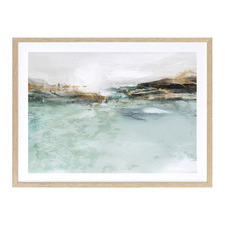 Sea of Green Printed Wall Art