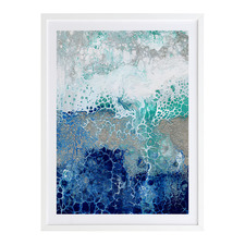 Wash Away II Printed Wall Art