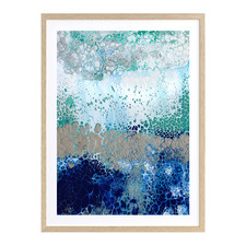 Wash Away III Printed Wall Art