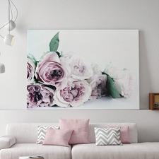 Everlasting Flora Canvas Wall Art