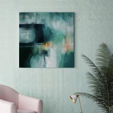 Darkest Snippet Canvas Wall Art