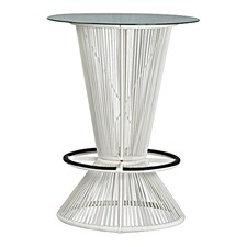 Waikiki Round Bar Table