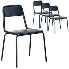 Oppa Flat Chair (Set of 4)