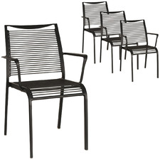 Waikiki Line Armchair (Set of 4)