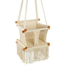 Child Crochet Swing