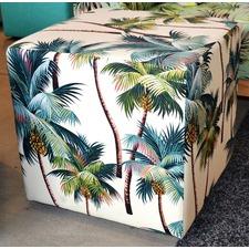 Cube Cushion Ottoman
