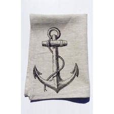 Anchor Tea Towel