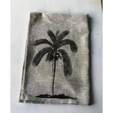 70cm Palmtree Tea Towel