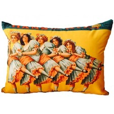 Bloomers Rectangle Cushion