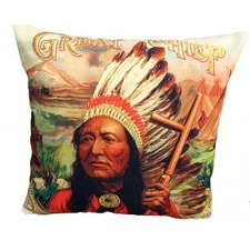 Great Chief Cushion Cover