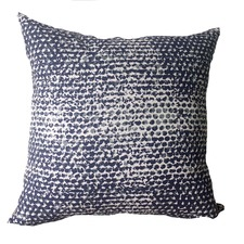 Seaspray Indigo Cushion