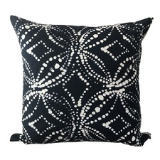 Indigo Faz Cotton Cushion