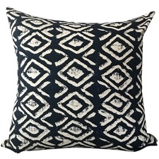 Indigo Nativo Cotton Cushion