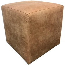 Light Tan Ottoman