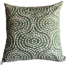 Flow Forest Cotton Cushion