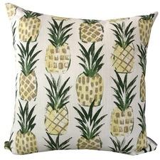Pina Print Outdoor Cushion