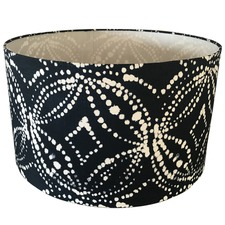Faz Cotton Drum Lamp Shade