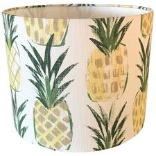 Pina Cotton Drum Lamp Shade