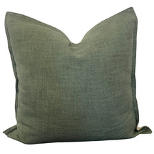 Sage Mauritus Cotton Cushion