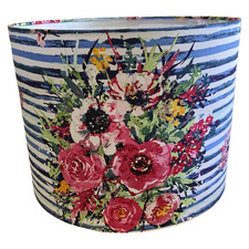 Country Blooms Lamp Shade