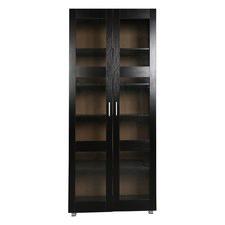 Tall Hannah 2 Door Display Cabinet