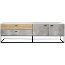 Cement Grey Jay TV Unit