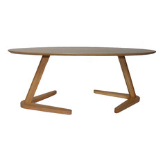 Bis Solid Wood Coffee Table