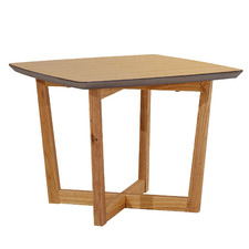 Light Timber Shelley Side Table