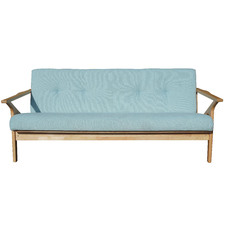 Bismark 3 Seater Upholstered Sofa