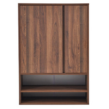 Walnut Brown Etienne Shoe Cabinet