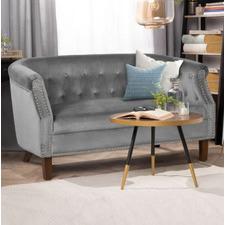 Howard 2 Seater Velvet Sofa
