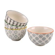 CosyNest Interiors Plates, Bowls & Mugs