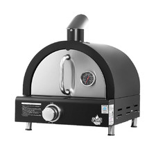 Grillz Dual Rack Gas Pizza Oven