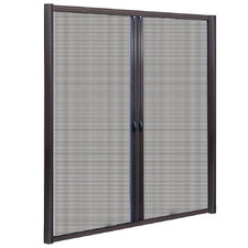 Instahut Double Door Magnetic Fly Screen