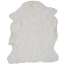 Shorn Himalayan Goatskin Rug