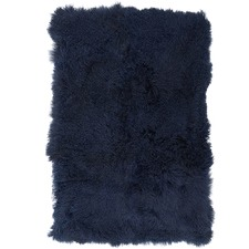 Mongolian Sheepskin Blanket