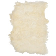 Long Hair Icelandic Sheepskin Triple Hide Rug