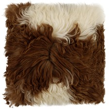 Highland Sheepskin Cushion