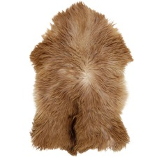 Highland Sheepskin Throw Rug