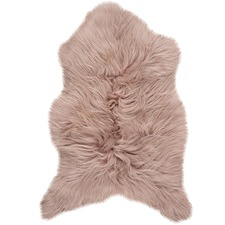 Blush Icelandic Sheepskin Rug