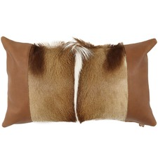 Natural Springbok Lumber Cushion