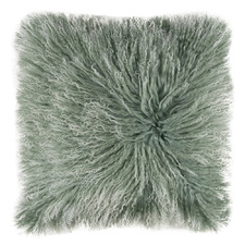 Mongolian Sheepskin Cushion