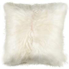 Himalayan Goatskin Square Cushion