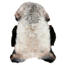 Grey Jaeger Icelandic Sheepskin Rug