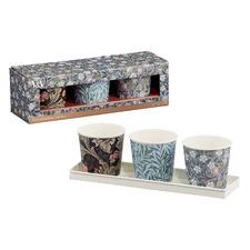 3 Piece Tin Plant Pot Set