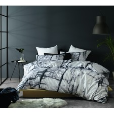 Calcutta Double Sided Quilt Cover Set