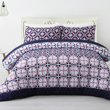 Mosi Quilt Cover Set
