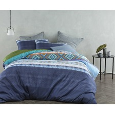 Dani Printed Quilt Cover Set
